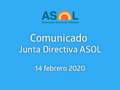 Comunicado ASOL sobre la actual situación de El Salvador