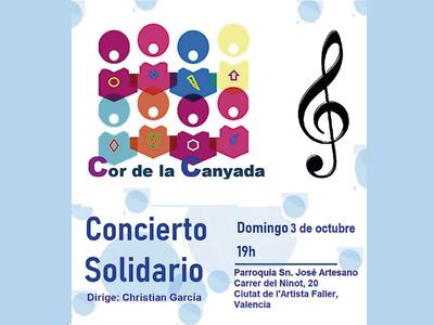 Concierto solidario ASOL