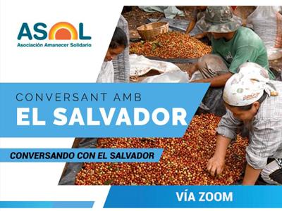 Conversando con El Salvador